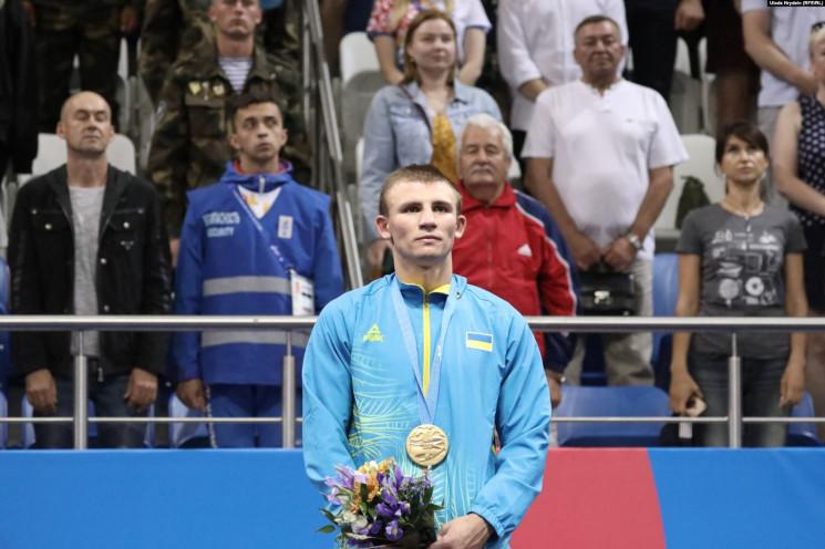 Майбутній чемпіон світу з боксу: Хижняк,…