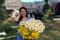 Вагітна Лілія Подкопаєва показала чимали…