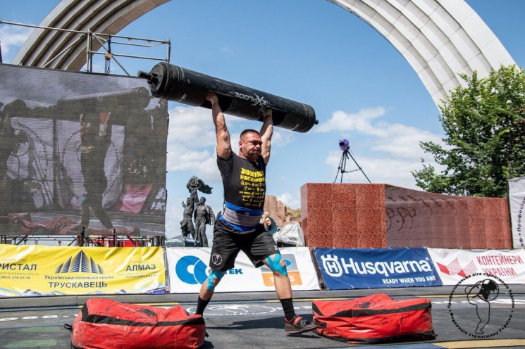 Вінницький атлет встановив рекорд Україн…