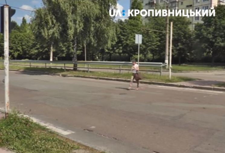 c10966469c0f48 У Кропивницькому на фатальній ділянці дороги не працює світлофор ...