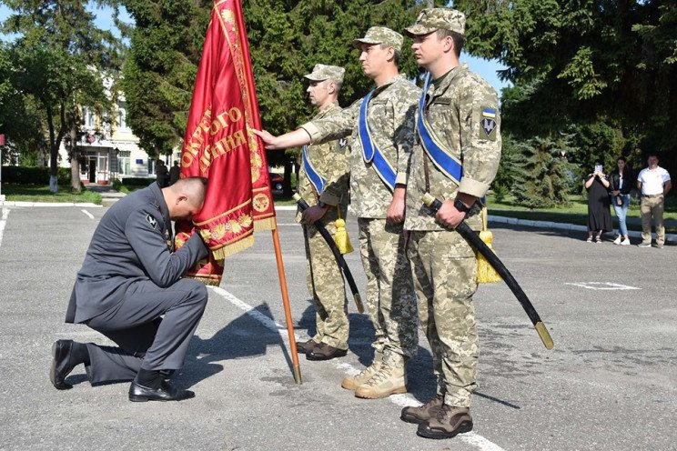 Командир спецназовцев легендарной хмельн…
