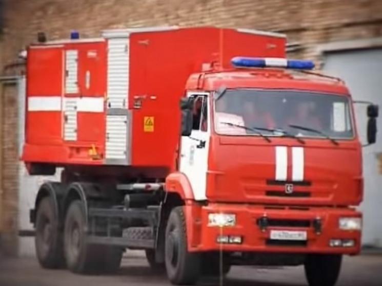Сумські рятувальники приборкали пожежу н…