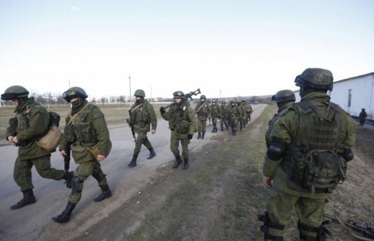 Хроніки окупації Криму: кримчанам рвуть…