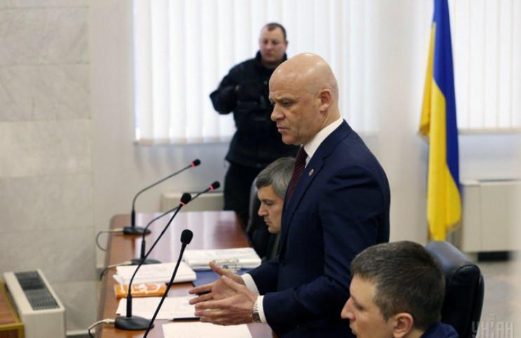 Дело Труханова: Как оправдание мэра Одес…