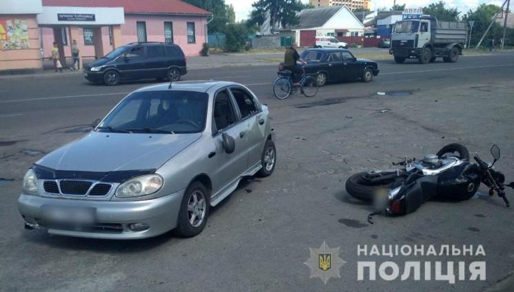 У Миргороді на Полтавщині внаслідок зітк…