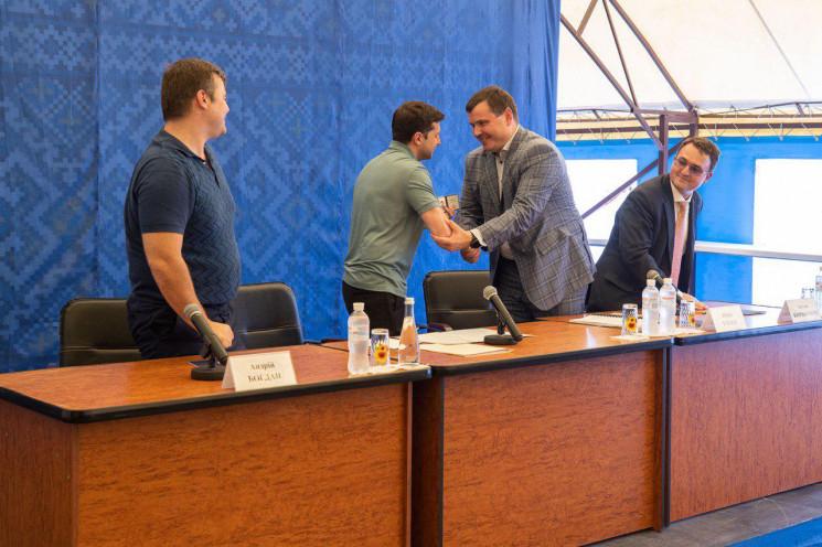 Зеленський призначив губернатора Херсонщ…