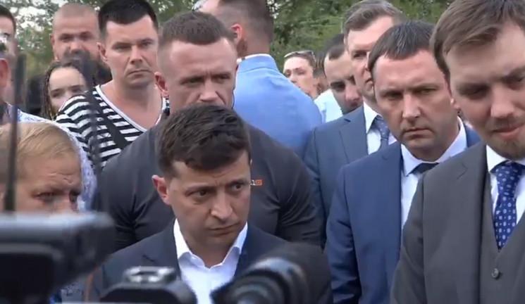 На Миколаївщині президент проінспектував…