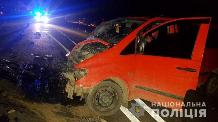 У ДТП на Буковині постраждали вісім люде…