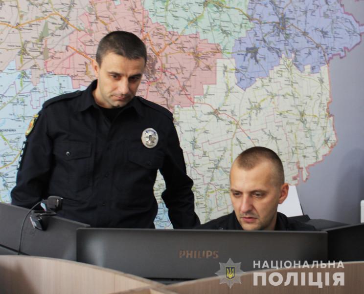 В день выборов полиция Кропивнитчины заф…