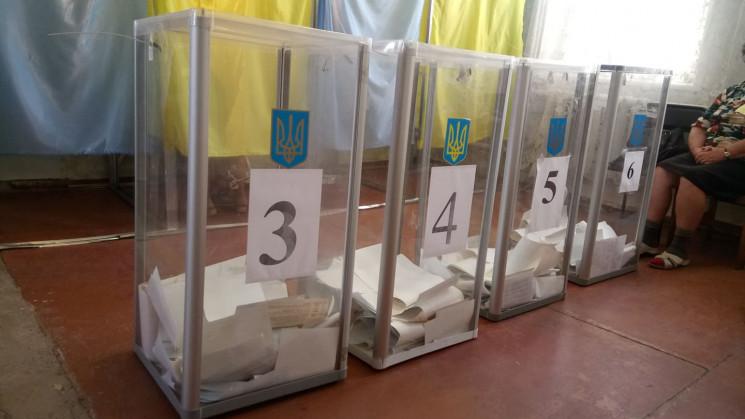 ЦВК оприлюднила дані по явці виборців на…