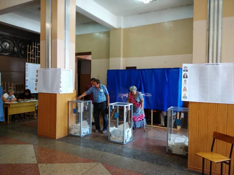 Явка виборців на Полтавщині: ЦВК оприлюд…