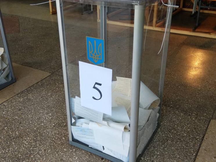 На Сумщині явка виборців станом на 12:00…