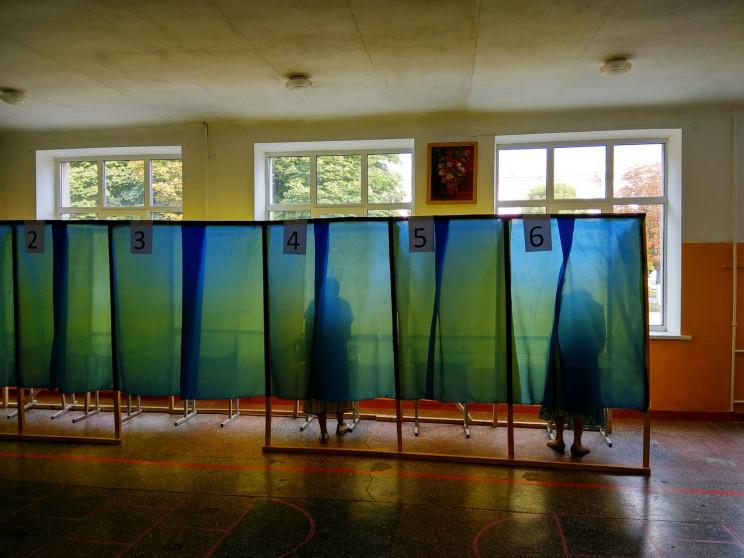 Как голосуют в Черкасской области: Явка…