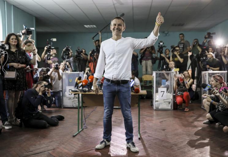 """""""Голос"""" Вакарчука: Які народні депутати…"""