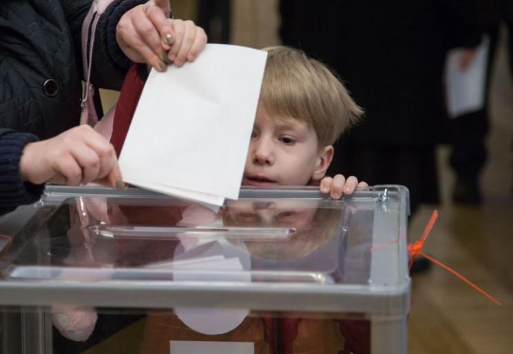 Чи задоволені ви результатами виборів (О…