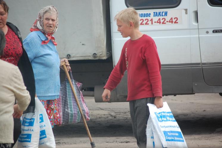 Мажоритарка на Луганщині: Як цукор Шахов…