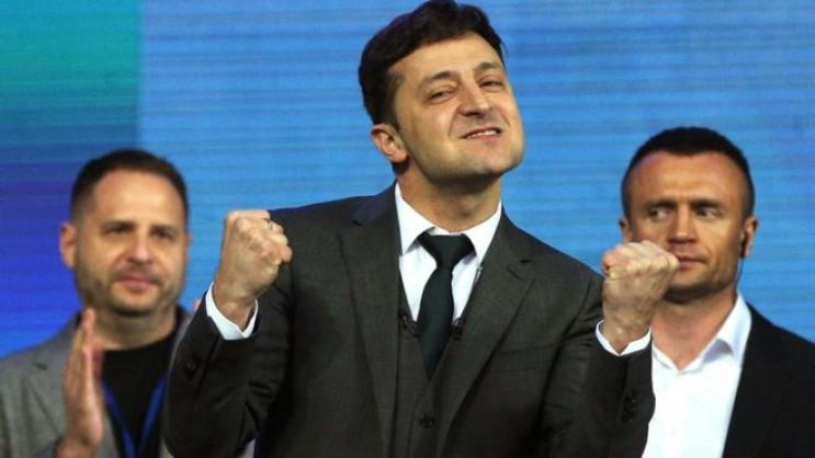 Зеленский после выборов уволил главу рай…