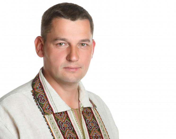 Еще один самовыдвиженец из Тернопольщины…