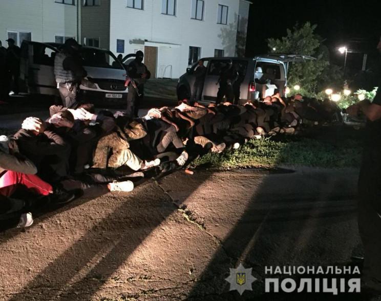 Рейдерство на Харківщині: Поліція розслі…