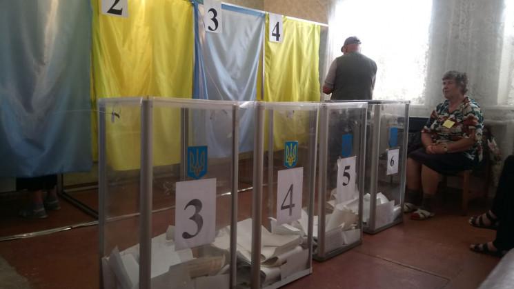 ЦВК оголосила підсумки голосування на ок…
