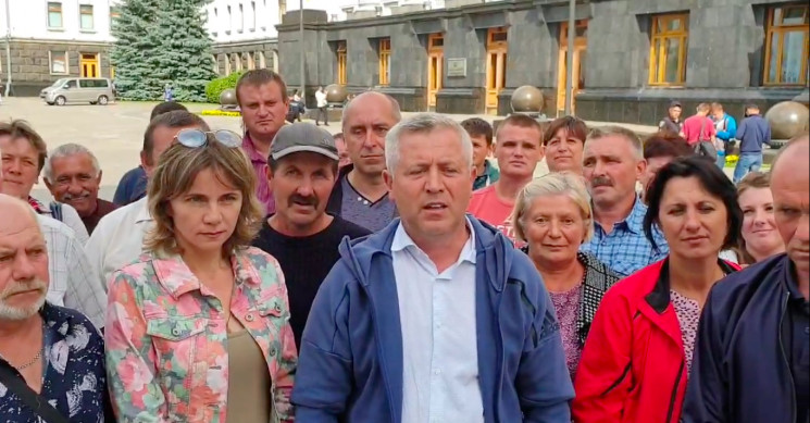 """Первый скандал из Хмельнитчины """"добрался…"""