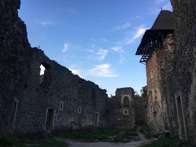 На реконструкцию Невицкого замка потратя…