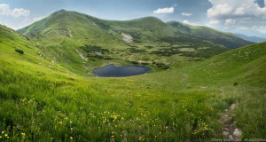 Похід у Карпати: Де шукати озеро грішник…