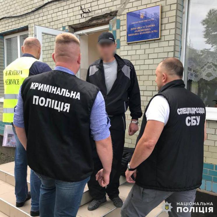 Российского криминального авторитета-уби…