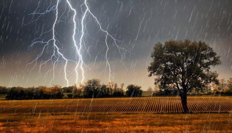 Магнітна буря та шквали: У Києві оголоше…