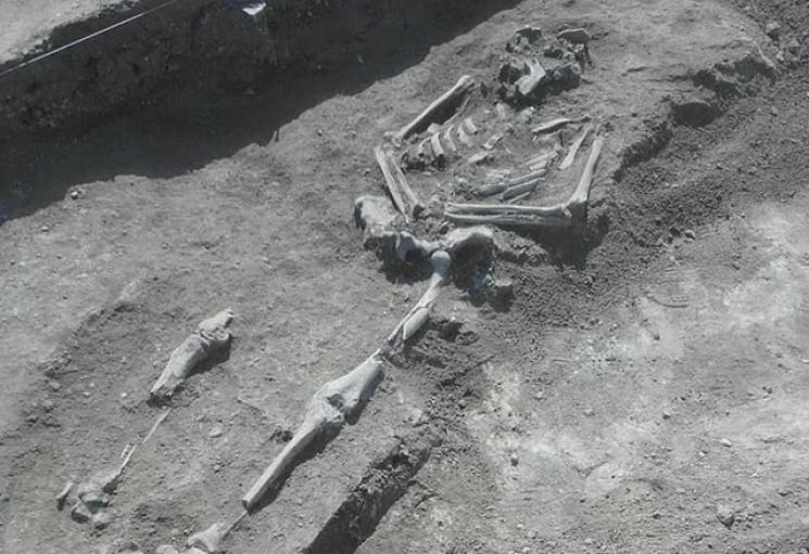 Раскопки на территории Старой крепости в…