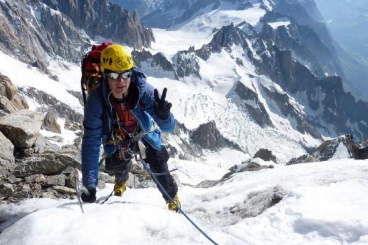 Харківські альпіністи подолали один з на…