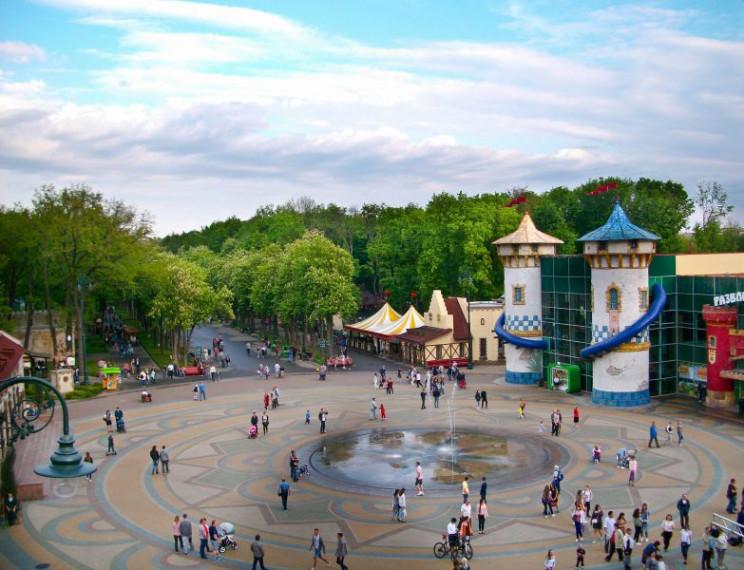 Улюблений парк Кернеса за півроку отрима…