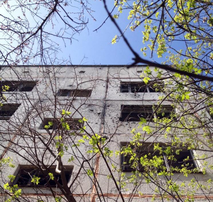 Расстрелянная Припять: Как зону отчужден…