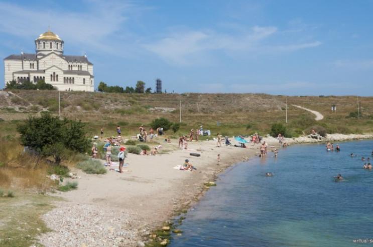 Севастопольцям заборонили купатися на по…