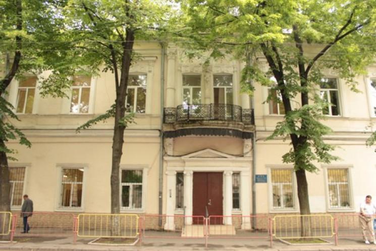 Одеську школу, яка розташована у старови…