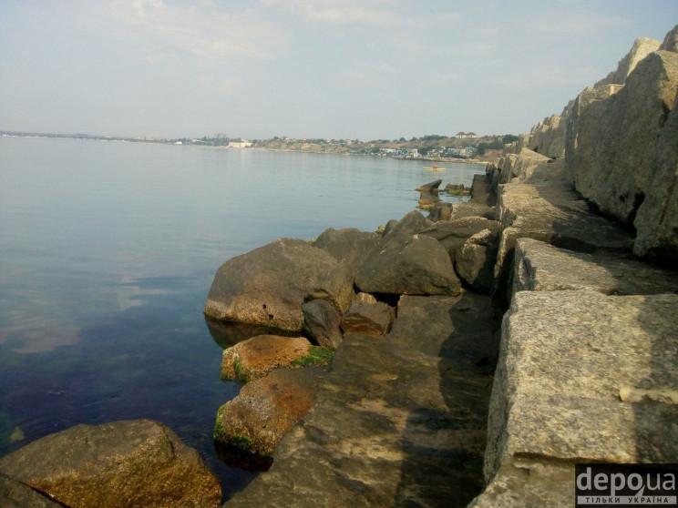 Екстремальні пляжі під Одесою: Де відпо…