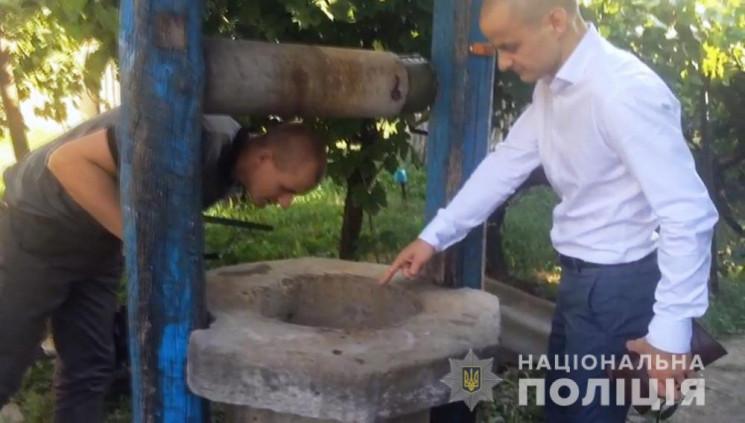 Житель Одещини втопив у колодязі тещу св…
