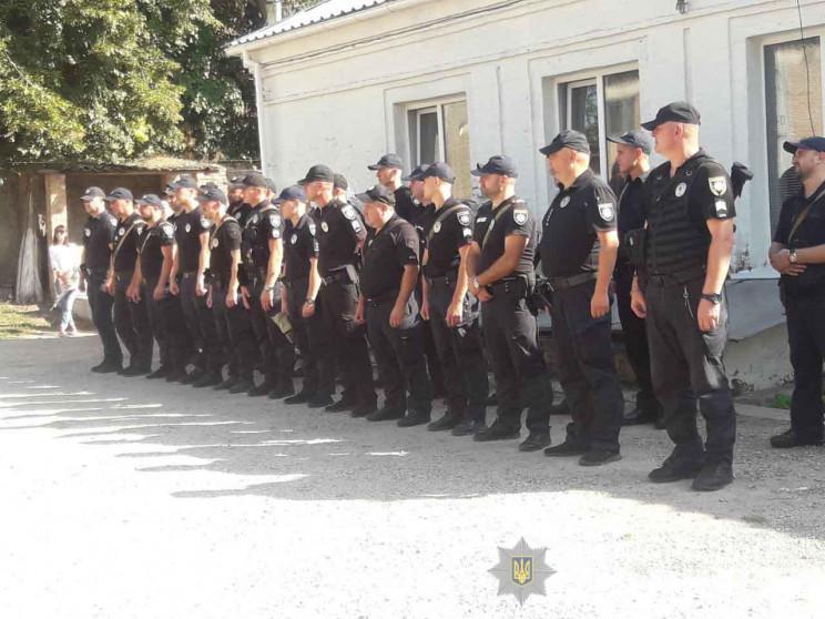 Спецназовцы с Кропивниччины отбыли в зон…