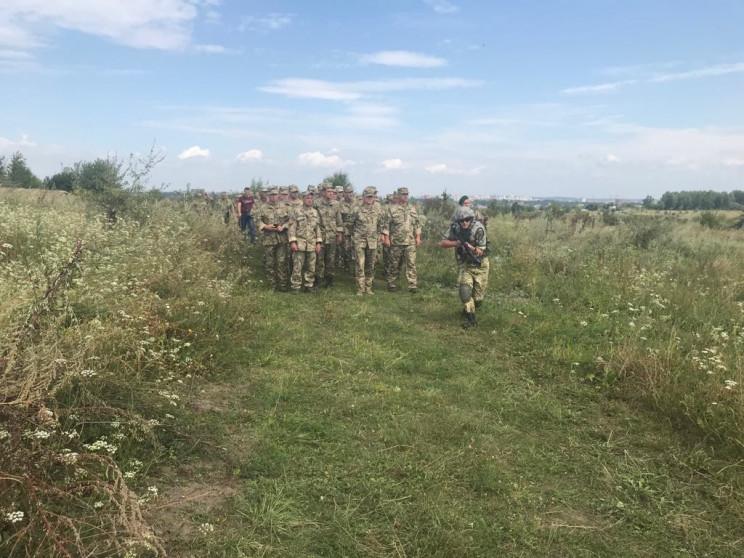 В Хмельницком полторы сотни офицеров-рез…