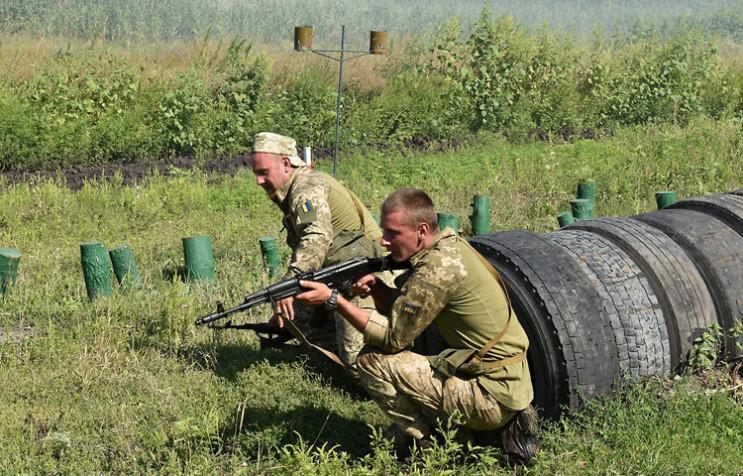 Победы недели в ООС: Боевики, которые мр…