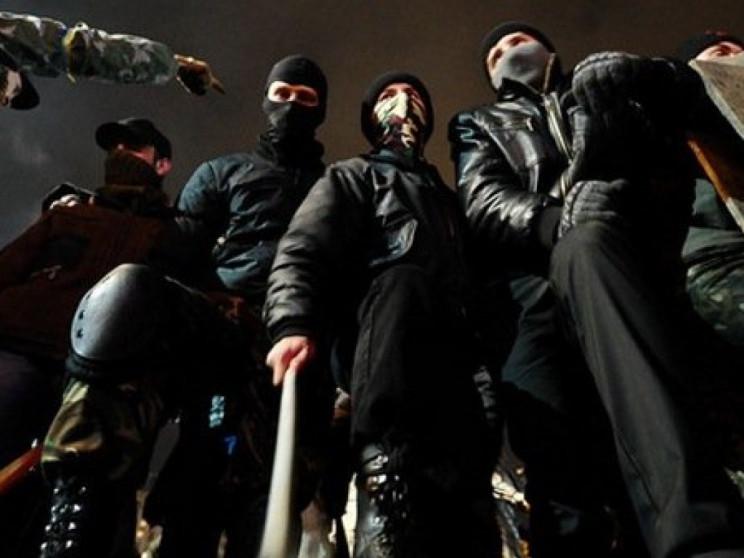 Топ-7 киевских краж в прямом эфире…