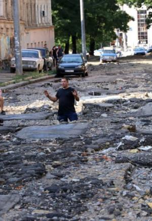Чем жила Украина: Эпические одесские ямы…