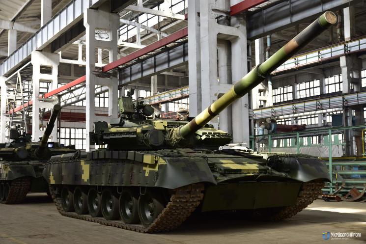 Модернізоване залізо: Що за танк Т-80БВ…