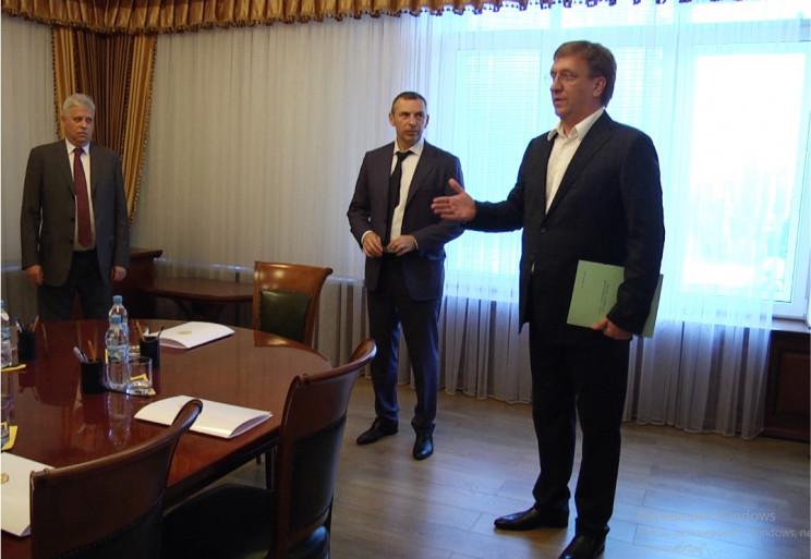 Нова влада на Сумщині: Кого веде на кері…