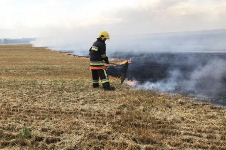 Тернопільщина у вогні: Надзвичайники бор…