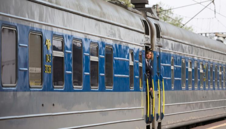 В потязі сполученням Рахів - Київ помер…