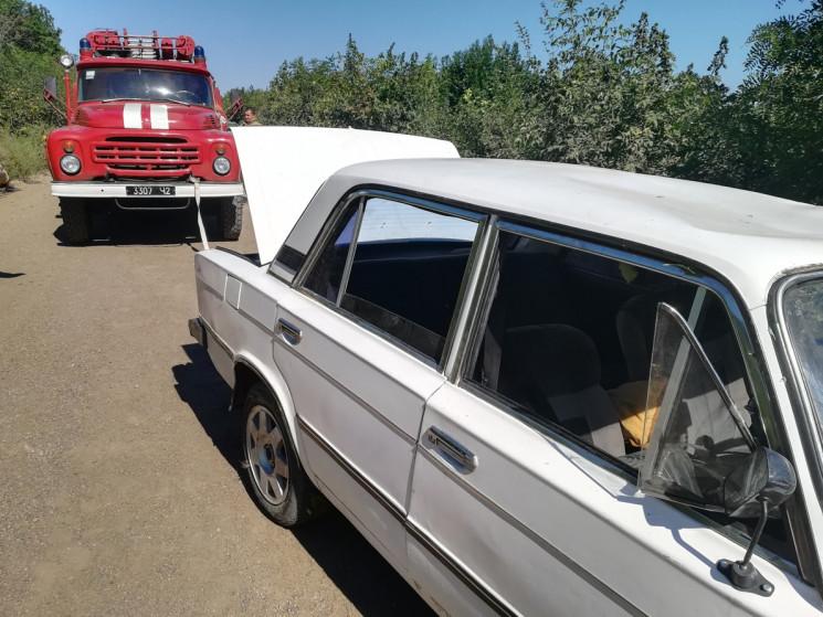 На Кропивниччині автівка злетіла у кювет…