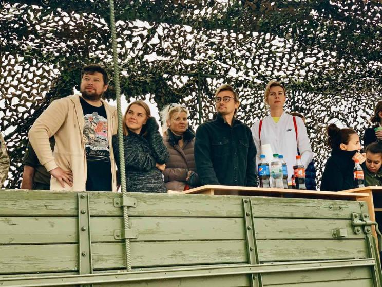 Алан Бадоєв і Олена Коляденко стали режи…
