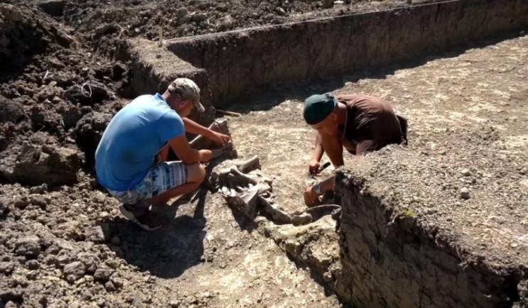 На Кубані виявили знахідки часів Хазарсь…