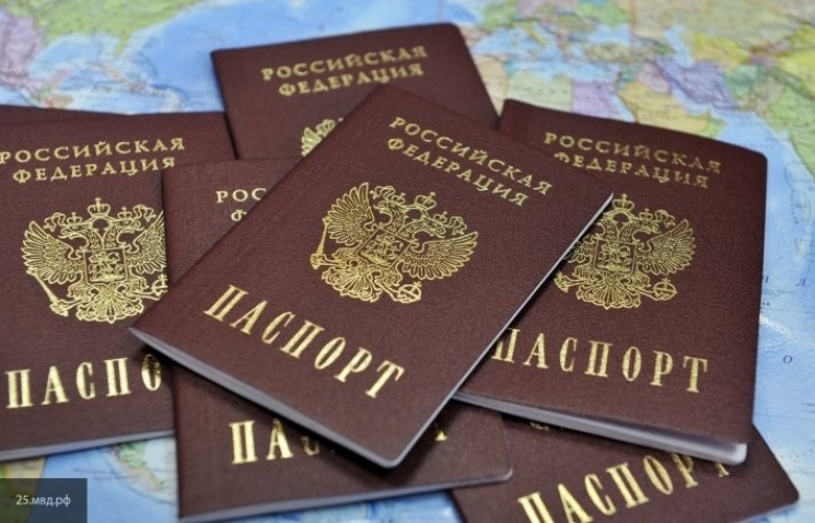 "Росія ""втюхала"" жителям ОРДЛО 25 тисяч с…"